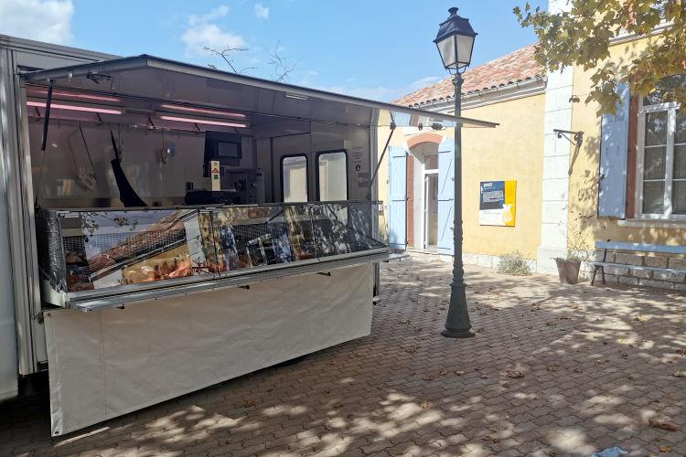 Boucherie à Seillons