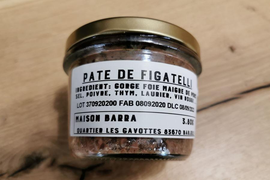Pâté de Figatelli