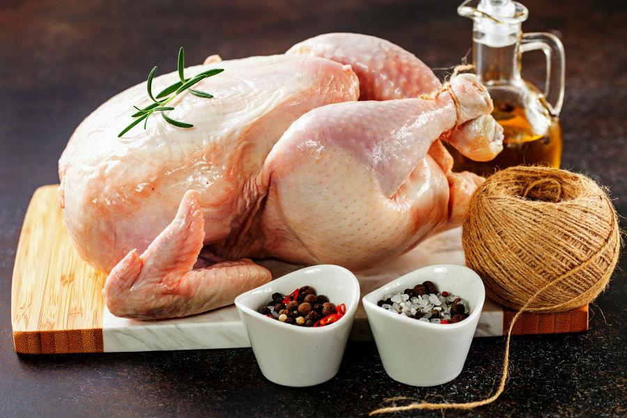 poulet du gers